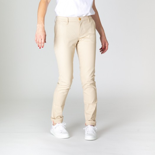 264 chino femme sable face 2
