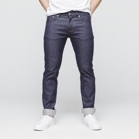 104 Fuselé FlexDenim Brut (face)