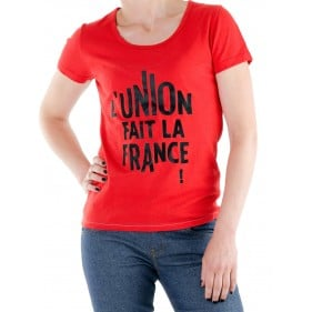 412 L'Union Fait La France Rouge