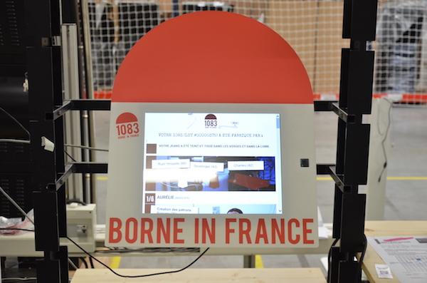 BORNE IPM 1083