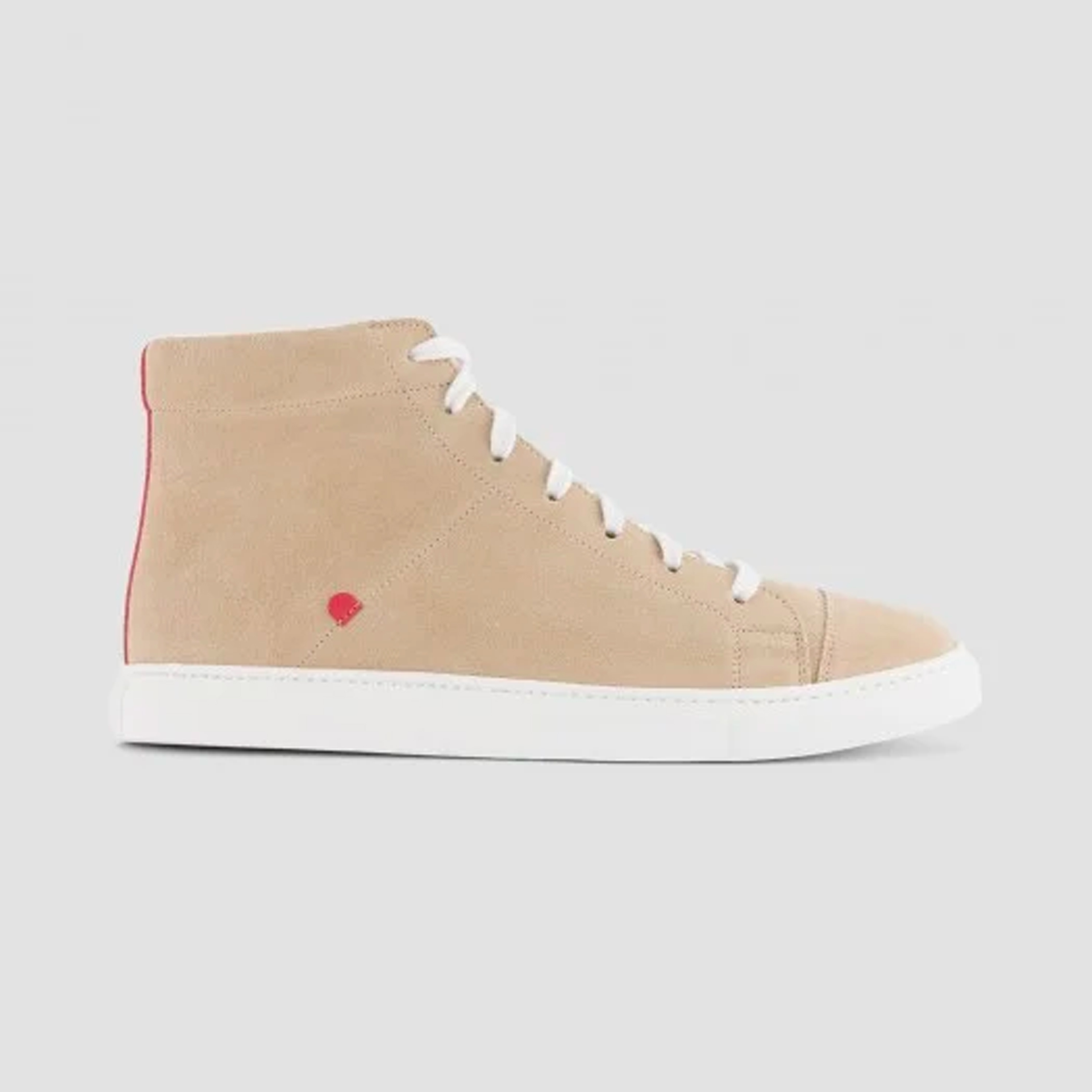 951 les sneakers montantes champagne