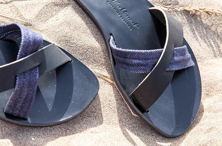 Zoom sur les nouvelles sandales