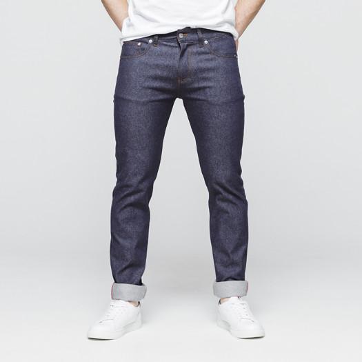Les jeans fuselés homme