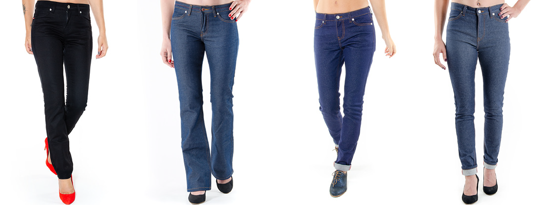 Jeans Femme 1083